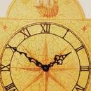 DIY Antique Clock