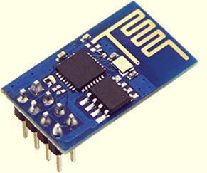 Simple Webserver using Arduino and ESP8266
