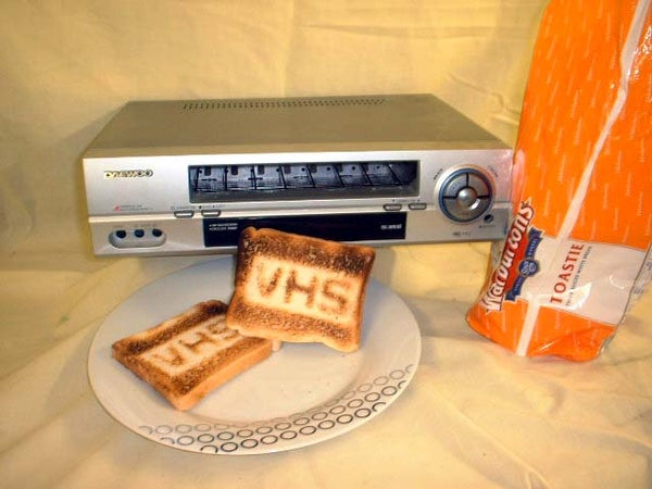 How to Make a VHS Video Toaster