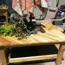Pallet Wood Patio Table