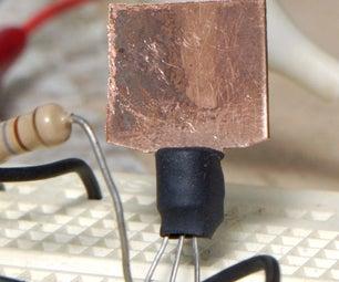 DIY Heatsink for Small Transistors