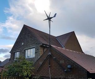 风力涡轮机安装系统
