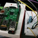Build Your First IOT with a Raspberry Pi, DHT11 sensor, and Thingspeak.
