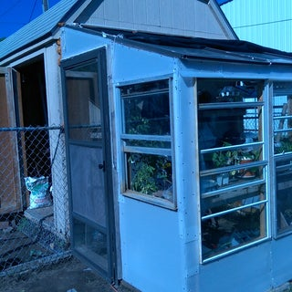 Hot Water Heater for My Greenhouse