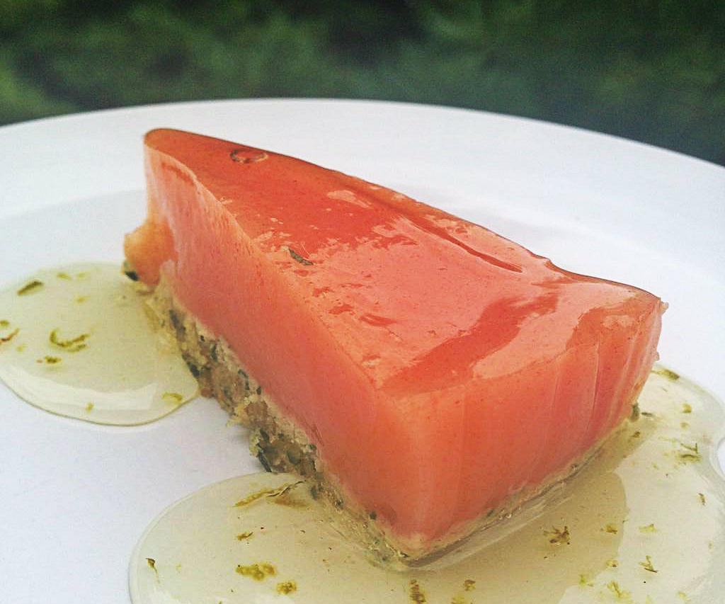 Watermelon Pie