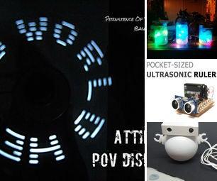 ATtiny-Powered Arduino Projects