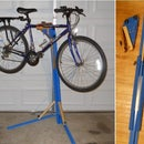 Folding Bicycle Workstand