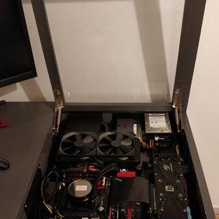 Computer Drawer