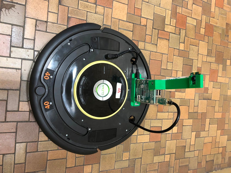 Mars Roomba