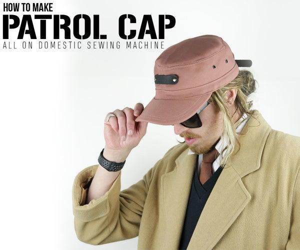 How to Make Patrol Cap