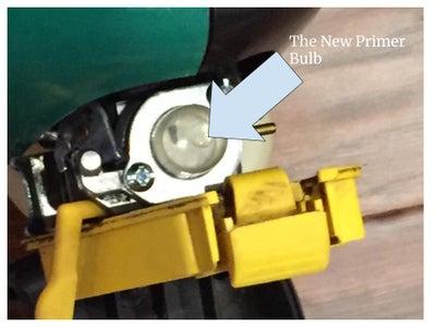 Then Change the Primer Bulb