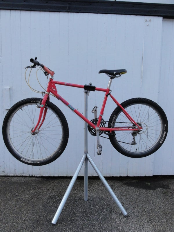 Homemade Bike Repair Stand