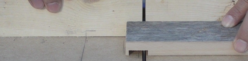 Making and Cutting Groove for Lid