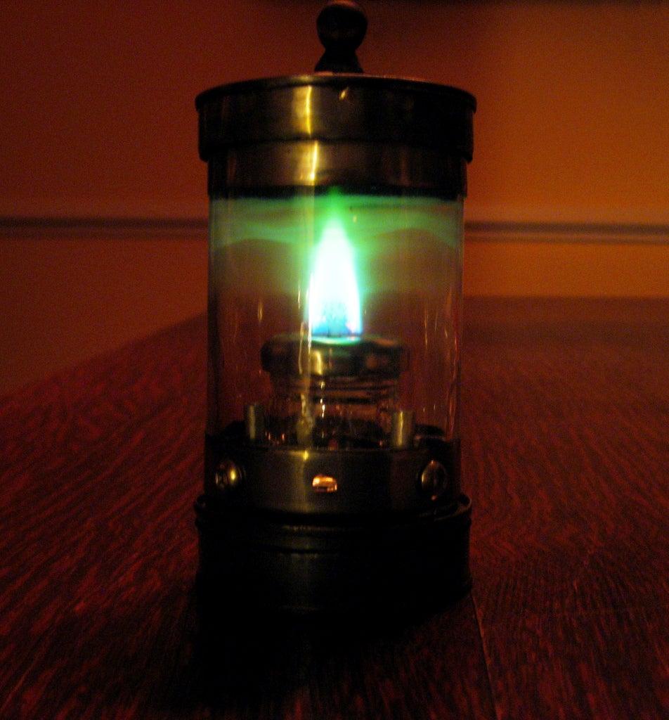 Make the Lantern