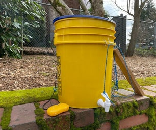 Easy-Build Handwashing Station, With Videos