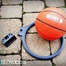 3D Printed SlamDunk Mini Hoop