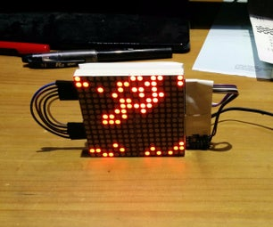 LED Matrix Game of Life 16x16