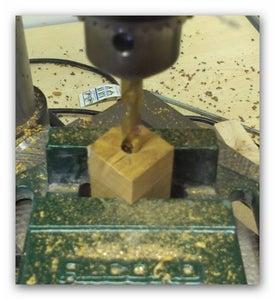Blank Preparation - Drilling