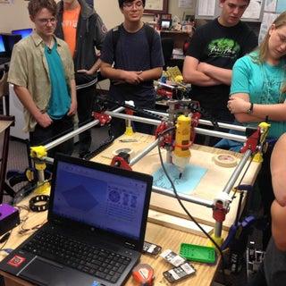 Cheap Scalable Arduino CNC, Plotter, Mill, 3D Printer... (MPCNC)