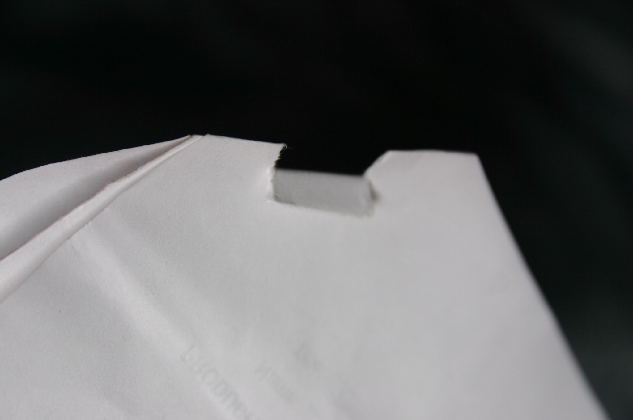 Paperclipless Paper Clipping