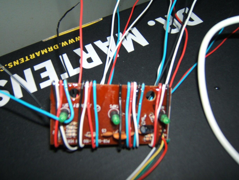 Attaching Wires
