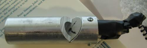 Cross-laser collimator for Newtonian telescopes