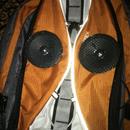 MP3 Backpack Speakers