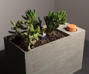 Arduino Automatic Plant Watering System