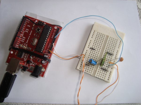 Arduino, Gyroscope and Processing
