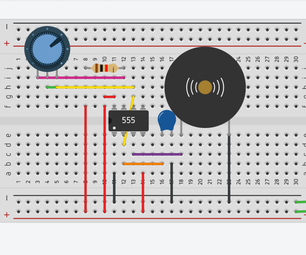 Electronic Mosquito Repellent Circuit