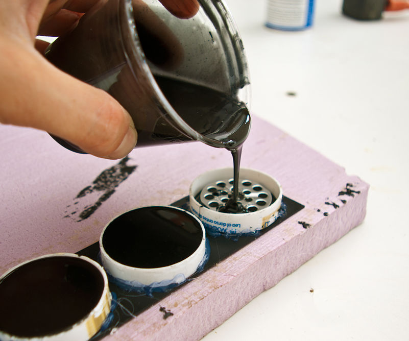 Shock Mounts for Eames Fiberglass Chairs