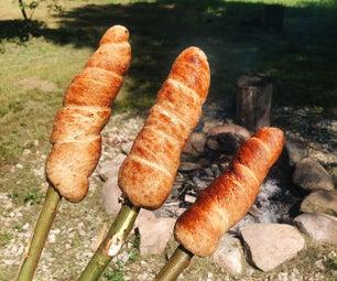 篝火肉桂面包