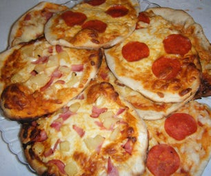 Brickoven-Style Pizza at Home