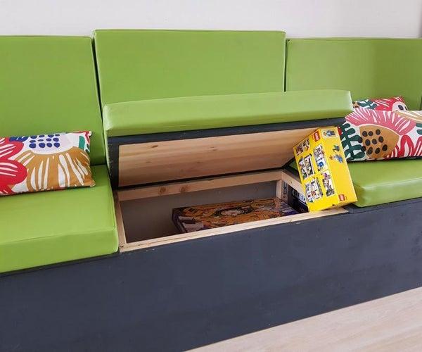 木凳与储存