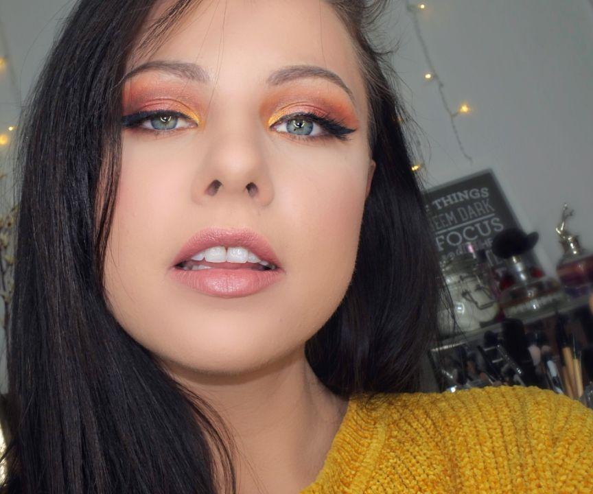 Morphe Jaclyn Hill Spring Makeup Look