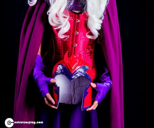Magneto: Capacete / Helmet