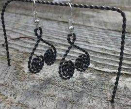 Basics of Twisting Wire for Jewelry