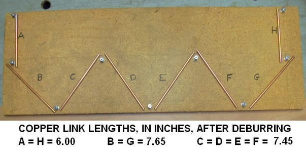 Mark Eight Links to Length