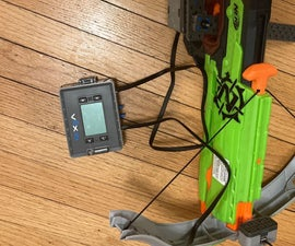 Vex Automated Nerf Crossbow