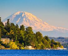 Top Five Outdoor Places to Go in Washington State