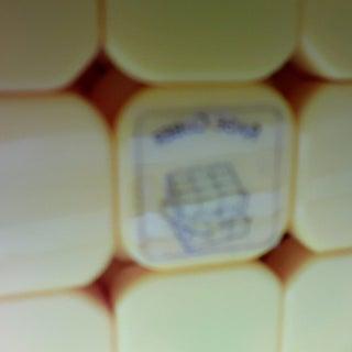 Rubik's Custom Logo Sticker EASY!