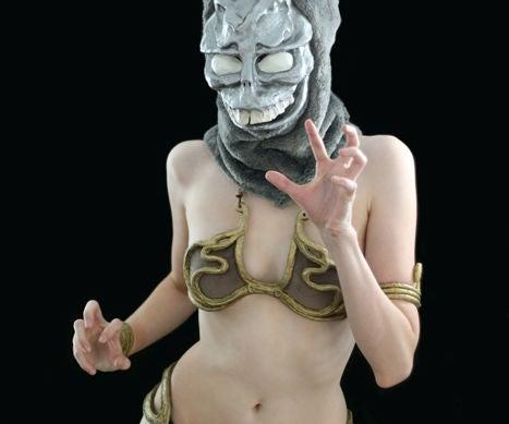 Make Your Own Princess Leia Metal Bikini