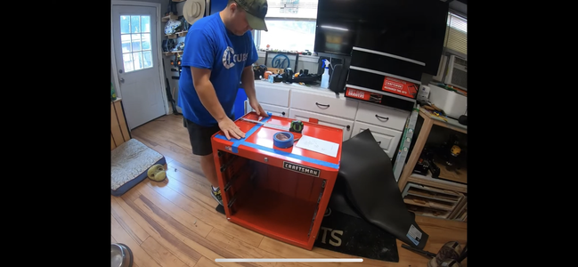 Prepping the Toolbox