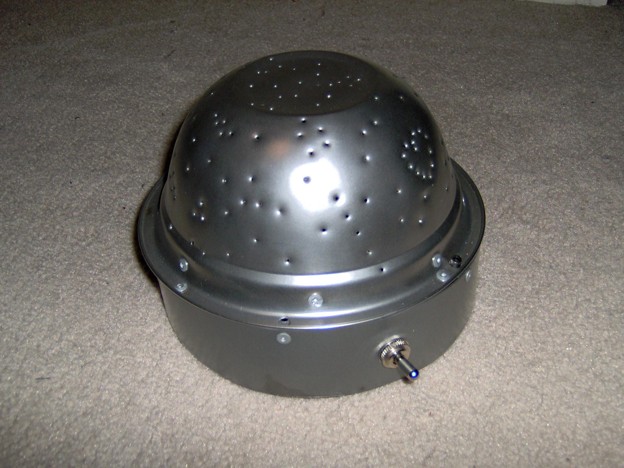 How to build an LED Planetarium