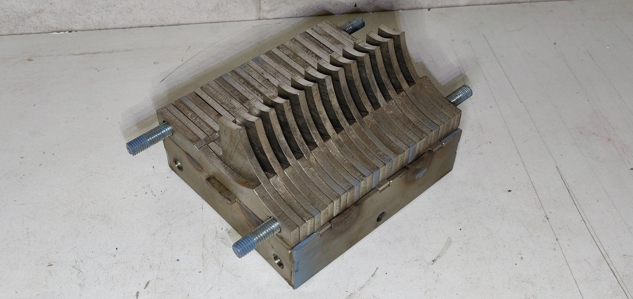 Axle for the Shredder