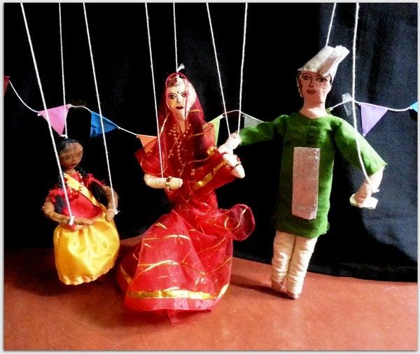 Fun Puppet Craft!