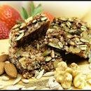 Recette De Barres Énergétiques Maison Facile - Barres Granola Protéinées