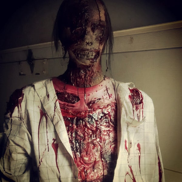 Zombie Para Halloween