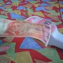 fixing crumple money