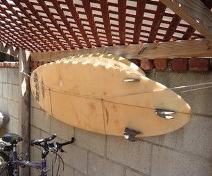 Surfboard Hammock